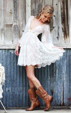 Sherri Hill 32260 Dress - MissesDressy.com