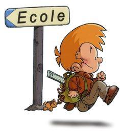 des blagues pour apprendre la langue en  s´amusant / http://jvousraconte.blogspot.com.es/2012/01/toto-rentre-de-lecole.html