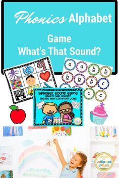 Educational Beginning Sound Phonics Alphabet Game is fun for your kindergarteners. It is fun, easy, and aligned with Common Core.  Say the letter, give the sound of that letter and cover the picture that has that beginning sound!  Easy Peasy...can be used for Interventions, kindergarten, Special Education and first grade! Homeschoolers would enjoy this, TOO!