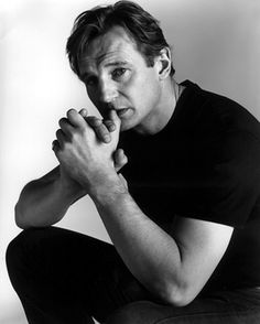 Liam Neeson...there's just something about him....