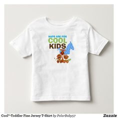 Cool*-Toddler Fine Jersey T-Shirt
