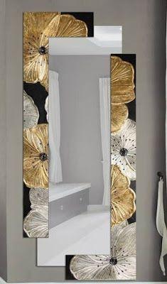 Best 45 modern wall mirror design ideas for hallway decor 2019 House Ceiling Design, Ceiling Design Living Room, Mirror Ceiling, Wall Mirror, Mirrors, Hallway Decorating, Home Wall Decor, Interior Walls, Modern Wall