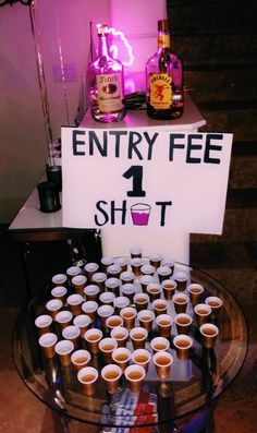 36 Ideas Birthday Party Games For Teens Teenagers Night - Teen party games - 21st Birthday Games, 21st Bday Ideas, 30th Birthday Parties, 30th Party, 30th Birthday Party For Him, 21 Birthday Sign, 21st Birthday Ideas For Girls Turning 21, Drinking Games