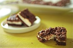 Deluxe Chocolate Marshmallow Bars -