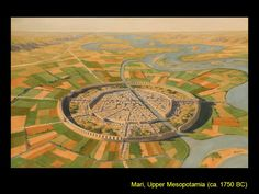 L'Ultima Thule: Il sito archeologico dell'antica Mari in Mesopotamia Ancient City, Ancient Near East, Ancient Aliens, Ancient Egypt, Ancient History, Amenhotep Iii, Ancient Mesopotamia, Ancient Civilizations, Egyptians