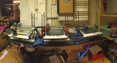 Labitats 3d printer setup