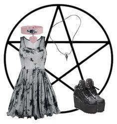 """""""Cute Wiccan"""" by witchymedusa on Polyvore featuring Mode, Dorothy Perkins und Killstar"""