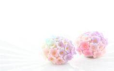 創作和菓子 手毬 - wagashi