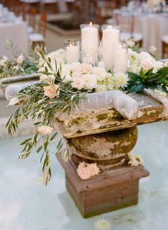 Romantic decor: http://www.stylemepretty.com/california-weddings/santa-rosa/2015/01/14/rustic-northern-california-summer-wedding/ | Photography: Josh Gruetzmacher - http://www.joshgruetzmacher.com/