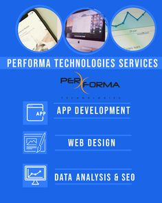 At Performa Technologies, we have designed a system that will allow us to offer you app development, website design, marketing, and maintenance of the same caliber that large companies take advantage of, at a cost-effective rate.   #webdesign #webdev #webdevelopment #appdev #pwa #appdesign #businessadvice #florida #B2B #B2C #startup #developer #business #seo #BocaRaton #PompanoBeach #CoralSpring #DeerfieldBeach #FTLauderdale #Plantation #WestPalmBeach Web Design, Coral Springs, West Palm Beach, Business Advice, Latest Technology, App Development, Seo, Florida, Marketing