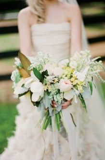 Soft and full bouquet