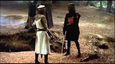 Monty Python And The Holy Grail - Just A Flesh Wound (NSFW) - YouTube