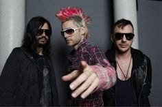 Jared, Shannon, Tomo... 30stm