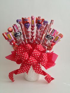 I'm Cocoa For You Valentine Gift Basket www.OhBowsGiftBaskets.com