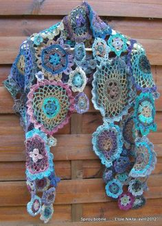 Beautiful shawl !