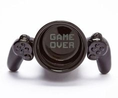 Game Over Game Controller Coffee Mug