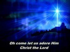 ▶ O Come All Ye Faithful-Casting Crowns with lyrics - YouTube