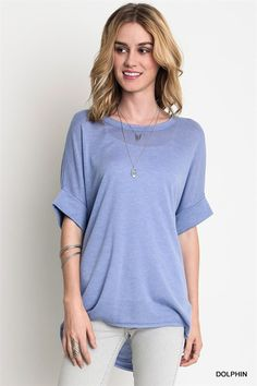 - This worn-in, lightweight tee is featured in an oversized, boxy fit and cut from easy to wear fabric that is nothing short of perfection. Perfect for everyday wear