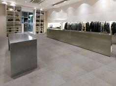 Evolution, Brick, Tiles, Collections, Flooring, Interior Design, Architecture, Grey, Furniture