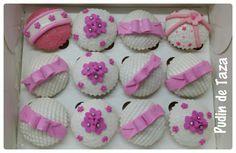 Cupcakes para dama.