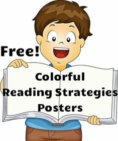 Free Word attack strategies posters to help with decoding! Colorful visuals will provide a quick reference to teach and review decoding and word attack strategies.