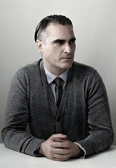 Joaquin Phoenix | by Amanda Demme, 2014