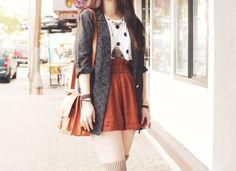 Resultado de imagen para outfits tumblr vintage