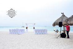 An Aruba wedding with Steel pan