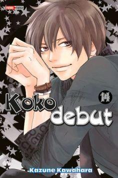 Koko debut, tome 14 ( couverture )