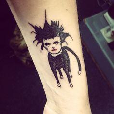 """ tattoo"" Photo taken by @wolfesun on Instagram, pinned via the InstaPin iOS App! http://www.instapinapp.com (04/17/2015)"