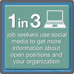 Candidates Are Checking Social Media Accounts To Learn More About Your  Company. What Would They