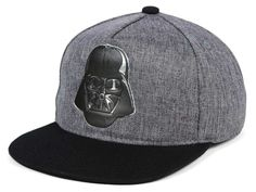 detailed look 24cdc 0ca6c Star Wars 2 Toned Marled Youth Snapback Cap