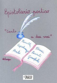 """Novella Capoluongo Pinto   e Maria Ricciuti Garofalo   """"Epistolario poetico"""""""