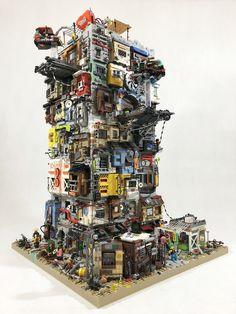 Lego City Mocs – How to build it Lego Moc, Lego Minecraft, Lego Lego, Lego Ninjago, Pokemon Lego, Lego Avengers, Lego Batman, Lego Marvel, Lego Display