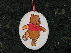 Handmade Christmas ornaments are a staple of any Christmas decor collection, and these Embroidered Custom Christmas Ornaments are the perfect place to start. The basic design is perfect for beginners to practice their embroidery. Embroidered Christmas Ornaments, Custom Christmas Ornaments, Christmas Fabric, Handmade Ornaments, Christmas Cross, Handmade Christmas, Christmas Sewing Patterns, Christmas Sewing Projects, Sewing Machine Projects