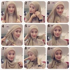 This hijab tutorial is one to wear for any special occasion, I would rock it with a gorgeous lined maxi dress, I love how classy and just beautiful it looks like. To achieve this look, follow the steps below: 1-…