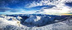 Robert Emmerich - 41 PAN  On top of a Glacier in the Alps - Mölltaler Gletscher in Känten - Austria
