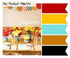{The Perfect Palette}: I Love Vibrant Colors! http://www.theperfectpalette.com/2012/05/perfect-palette-i-love-vibrant-colors.html#