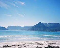 Hout Bay beach, Cape Town
