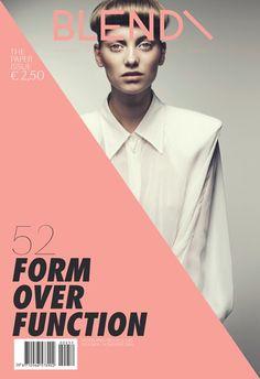 Resultado de imagen para magazine cover design inspiration
