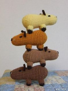 amigurumi #crochet #toys #handmade