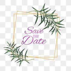 Elegant floral wedding invitations watercolor flower frame PNG and PSD Watercolor Flower Background, Floral Wreath Watercolor, Wedding Borders, Floral Flowers, Tropical Flowers, Decoration Photo, Flower Frame Png, Vintage Frames, Frame Clipart