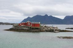 Scenery at Lofoten