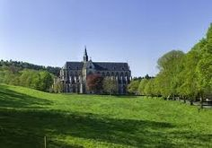 I think it is the cathedral in Altenberg (germany) but I´m not sure.