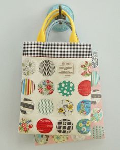 DIY: little tote
