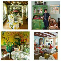 Bedroom Colour Palette, Bedroom Colors, Casa Decor 2017, Spanish Interior, Green Sofa, Colour Palettes, Paper Decorations, Color Inspiration, Branding Design