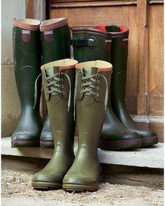 Parcours Prestige Kautschukstiefel (grün) von Aigle - Gummistiefel - Jagdschuhe für Damen - Jagdbekleidung Online Shop - Frankonia.de  Osmin