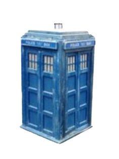 1989 TARDIS