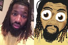 This App Lets Its Users Draw the Selfies You Submit, with Hilarious Results