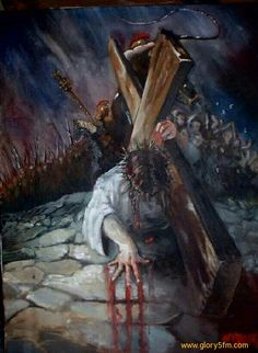I am sorry Jesus  you should have never suffered the way you did I love you